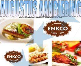 Augustus aanbieding Enkco 2017