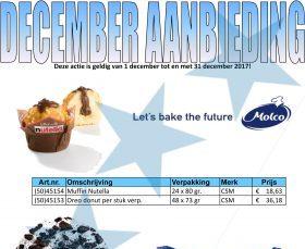December aanbieding CSM