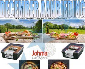 December aanbieding Johma