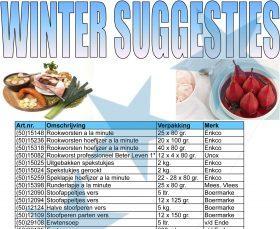 winter suggesties 2017
