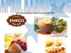 2018 april aanbieding Enkco
