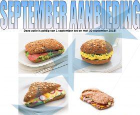 september aanbieding Molco