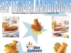 september aanbieding Van Geloven