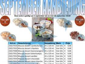 september aanbieding Van Gils