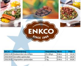 03. 2019 november aanbieding Enkco