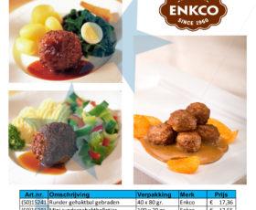 2020 maart aanbieding Enkco